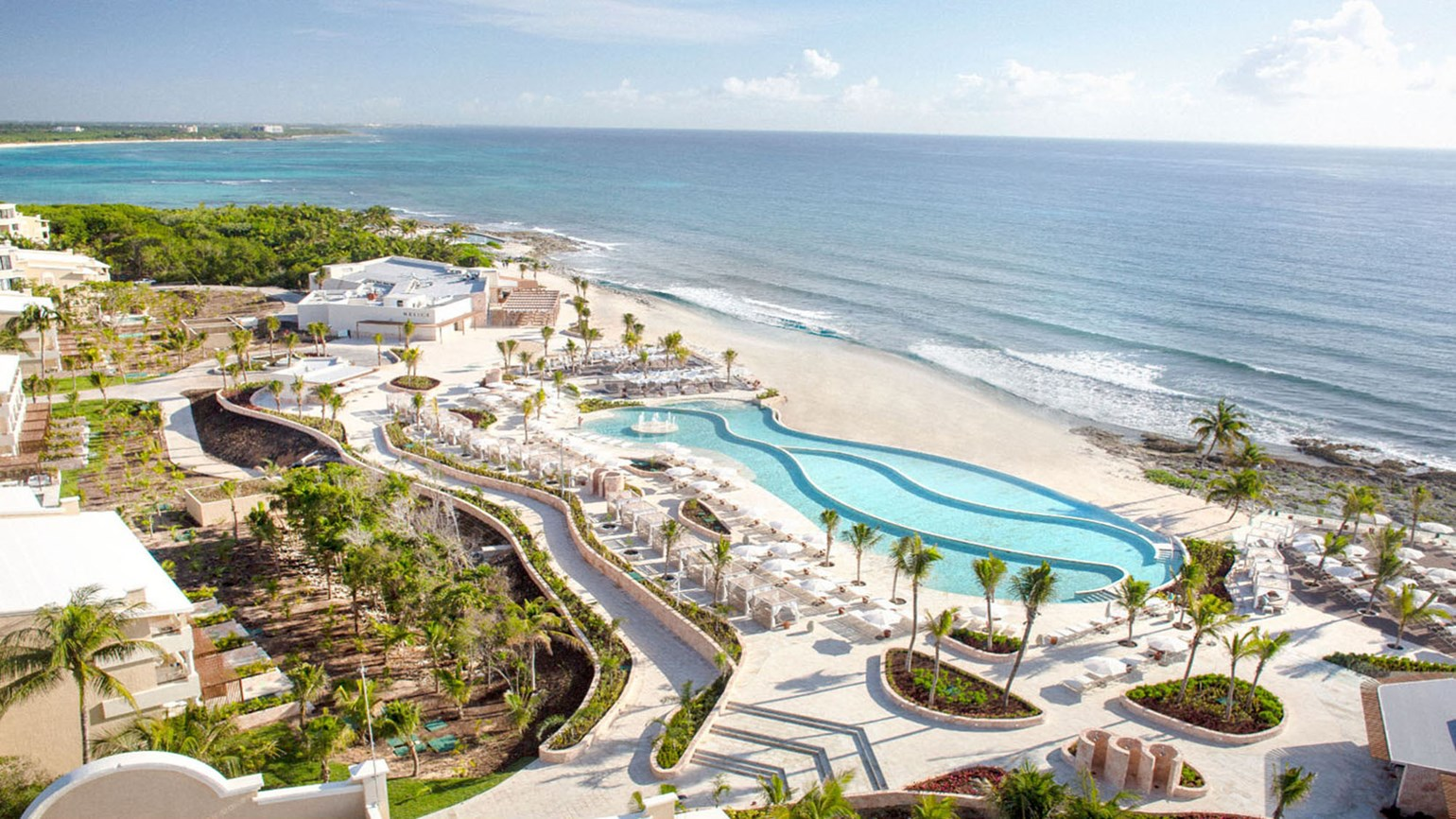 Palladium Hotel Group will reopen Riviera Maya resorts Oct. 2