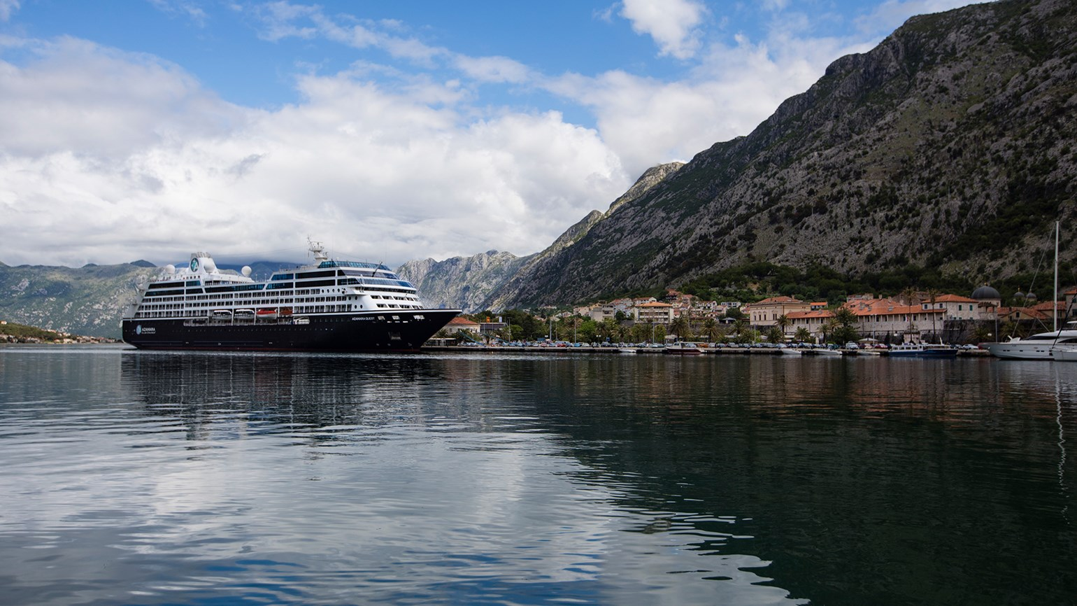 Azamara spins off from Royal family with growth prospects on the horizon