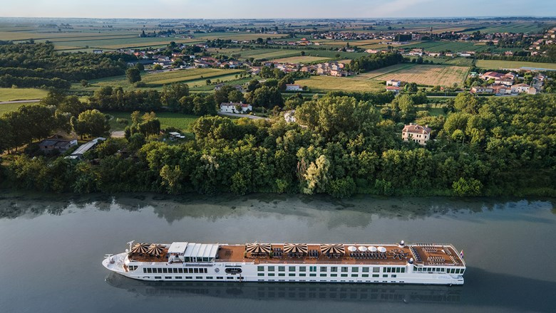 Uniworld will sail its northern Italy cruises on the La Venezia. Some of the departures will offer land and rail packages.