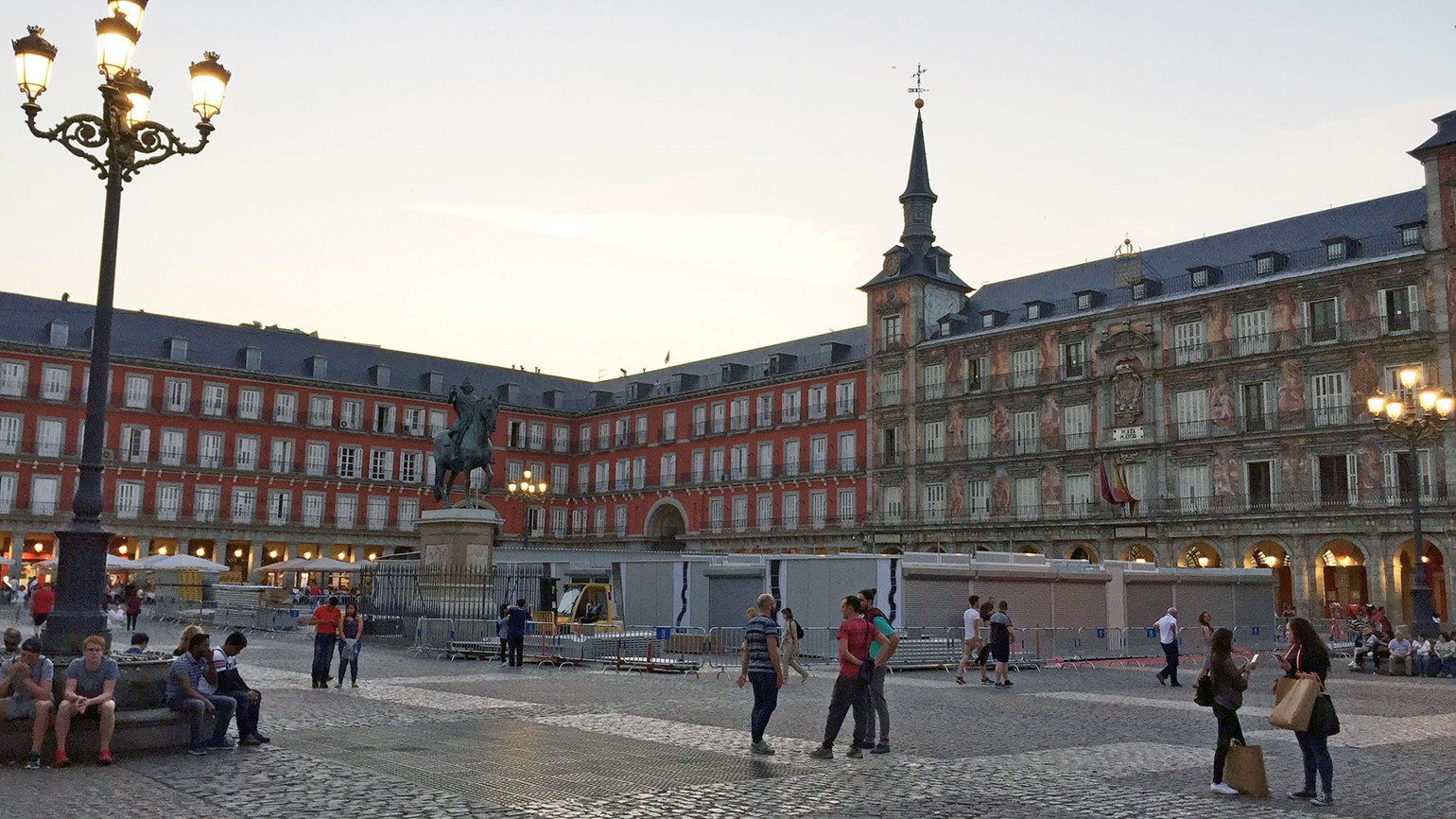 Spain's government imposes a state of emergency in virus-hit Madrid
