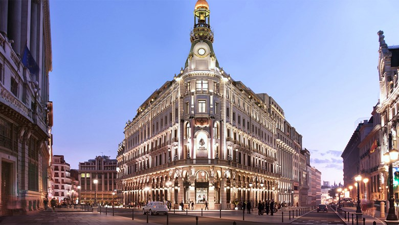 The Four Seasons Hotel Madrid officially opened its doors on Sept. 25 as the first Four Seasons outpost in Spain.