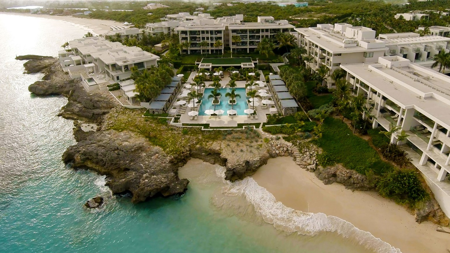 The Four Seasons on Anguilla will open in November