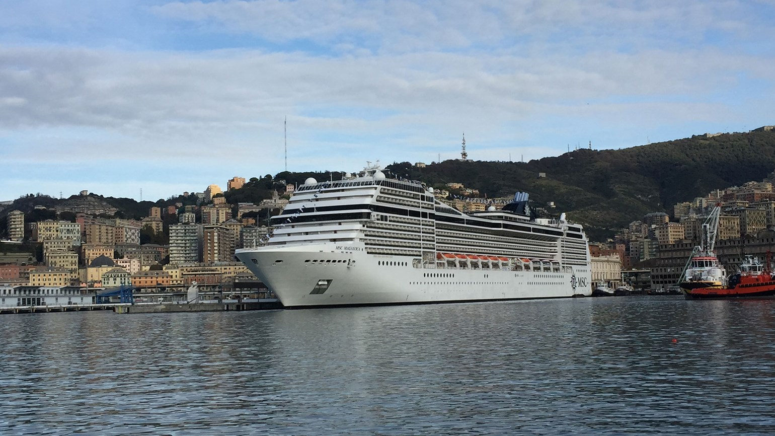 Magnifica is the second MSC ship to return to service