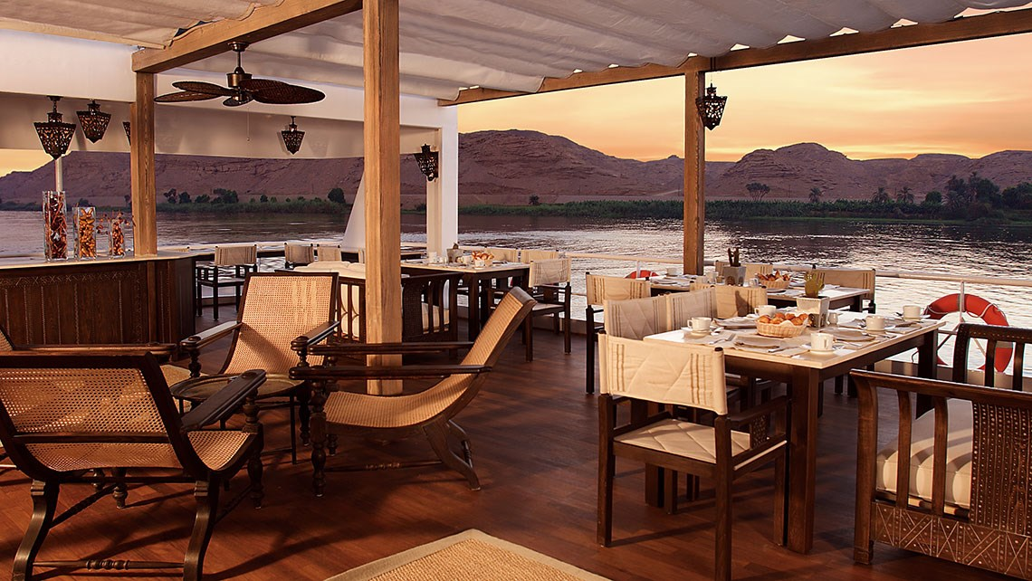 Sanctuary Retreats will restart Nile River cruises