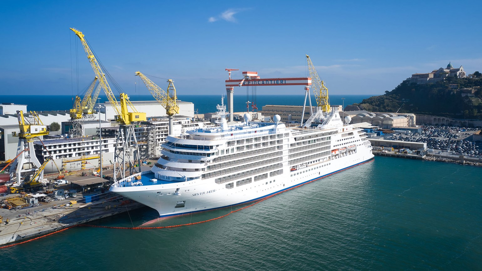 Silversea reveals ports, excursion plans for Silver Moon sailings