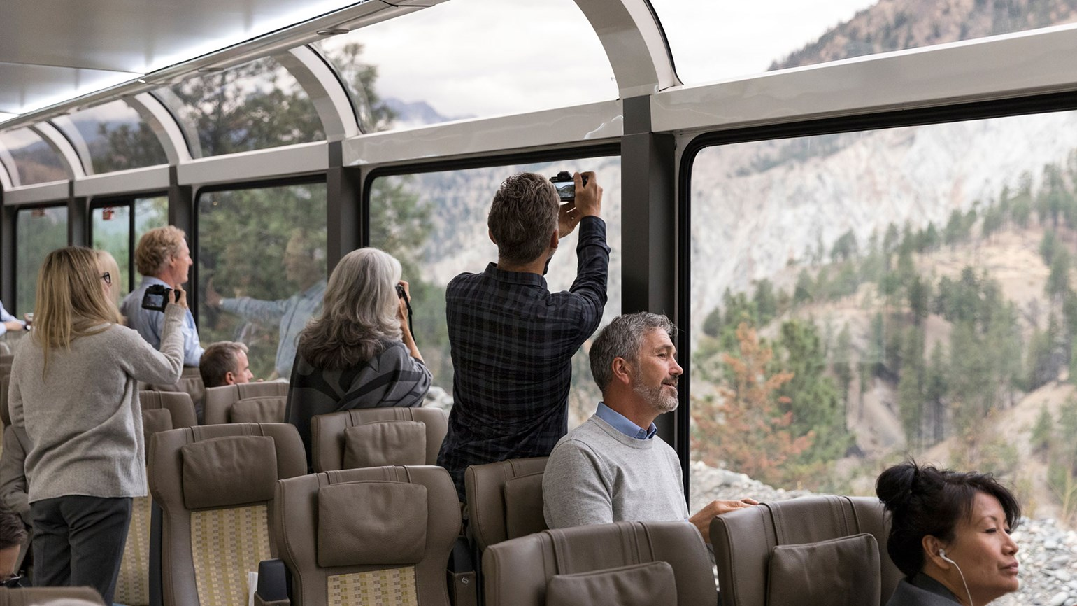 Rocky Mountaineer to add U.S. rail trip in 2021