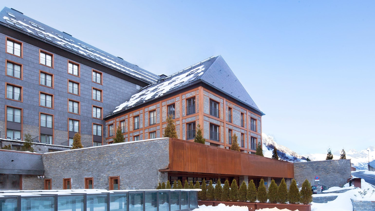 Messi's MIM Hotels opening property in Spanish ski resort
