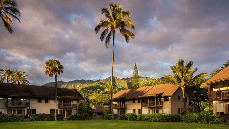 After a 20-month closure due to devastating floods and then a fire, Hanalei Colony Resort reopened in December 2019 -- only to shut down again in March because of the pandemic.