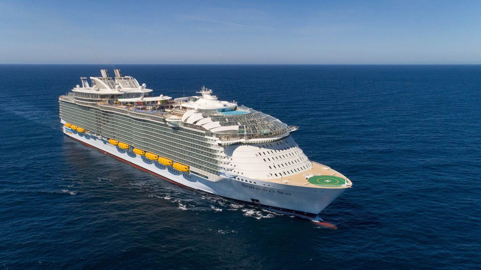 Royal Caribbean: More than 150,000 people applied for test sailings