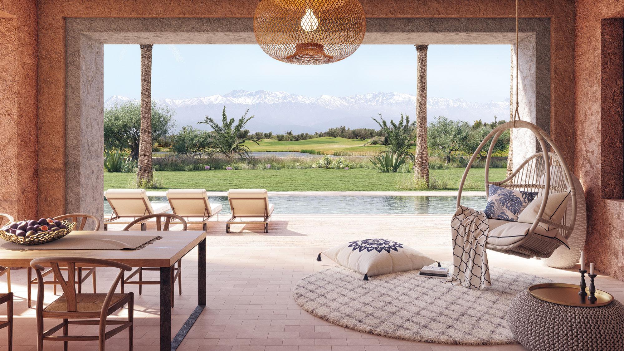 vacation rental booking platform