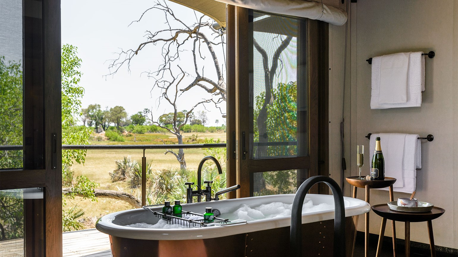 Xigera Safari Lodge opens in Botswana