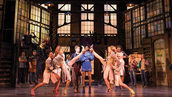 "Norwegian Cruise Line puts on ""Kinky Boots."""