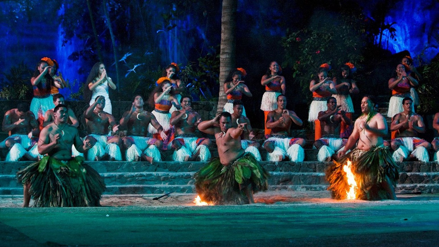 Polynesian Cultural Center reopens, cautiously