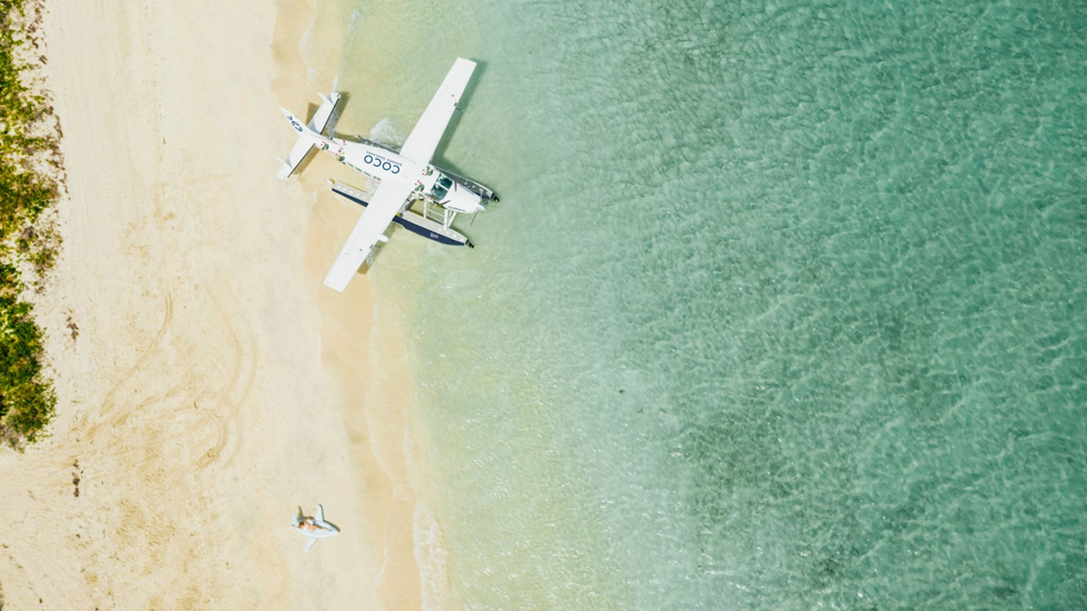New seaplane operation takes flight in the Bahamas