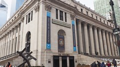 Manhattan's Moynihan Train Hall opens
