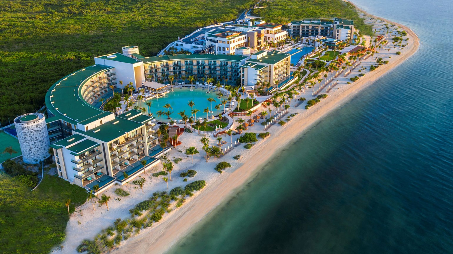 Haven Riviera Cancun has guests covered during the pandemic