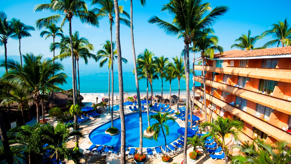 A slice of vintage Vallarta awaits at Las Palmas by the Sea