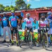 A cycling program for visitors speeds forward in Jamaica