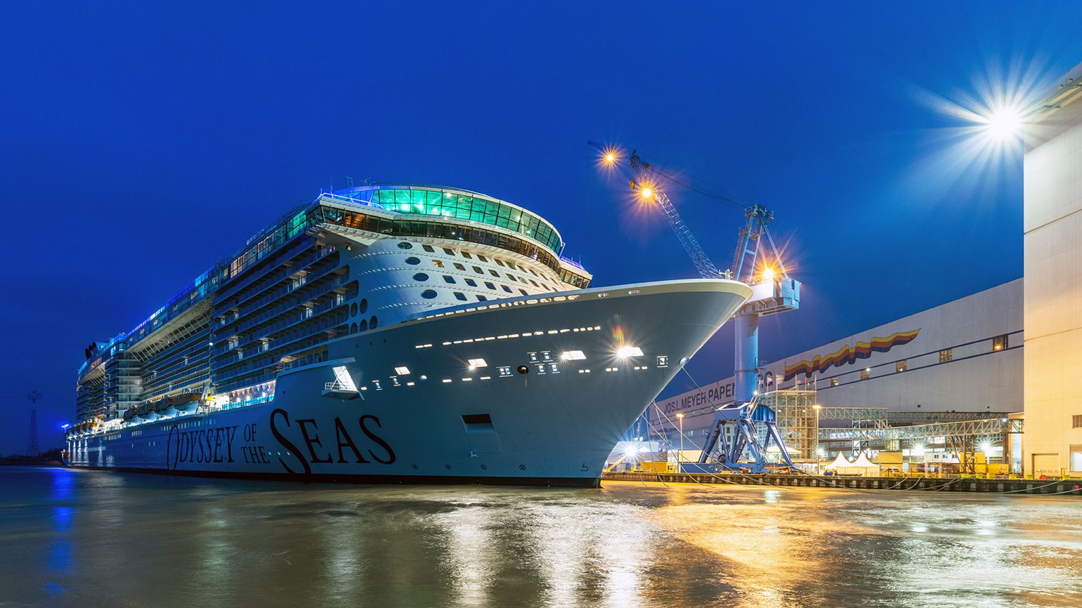 Royal Caribbean's Odyssey of the Seas to premiere with fully vaccinated cruises from Israel