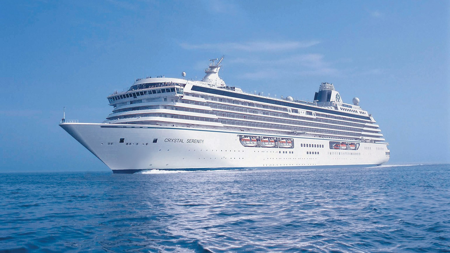 Crystal to launch Bahamas cruises in July