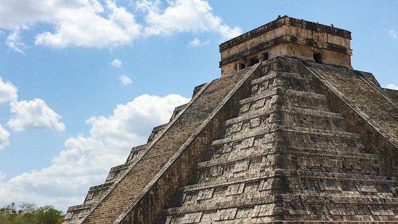 Chichen Itza is one of the most popular day trips from Cancun.