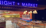 Night + Market is a Thai fusion concept from chef Kris Yenbamroong, whose Los Angeles restaurants have been critically lauded