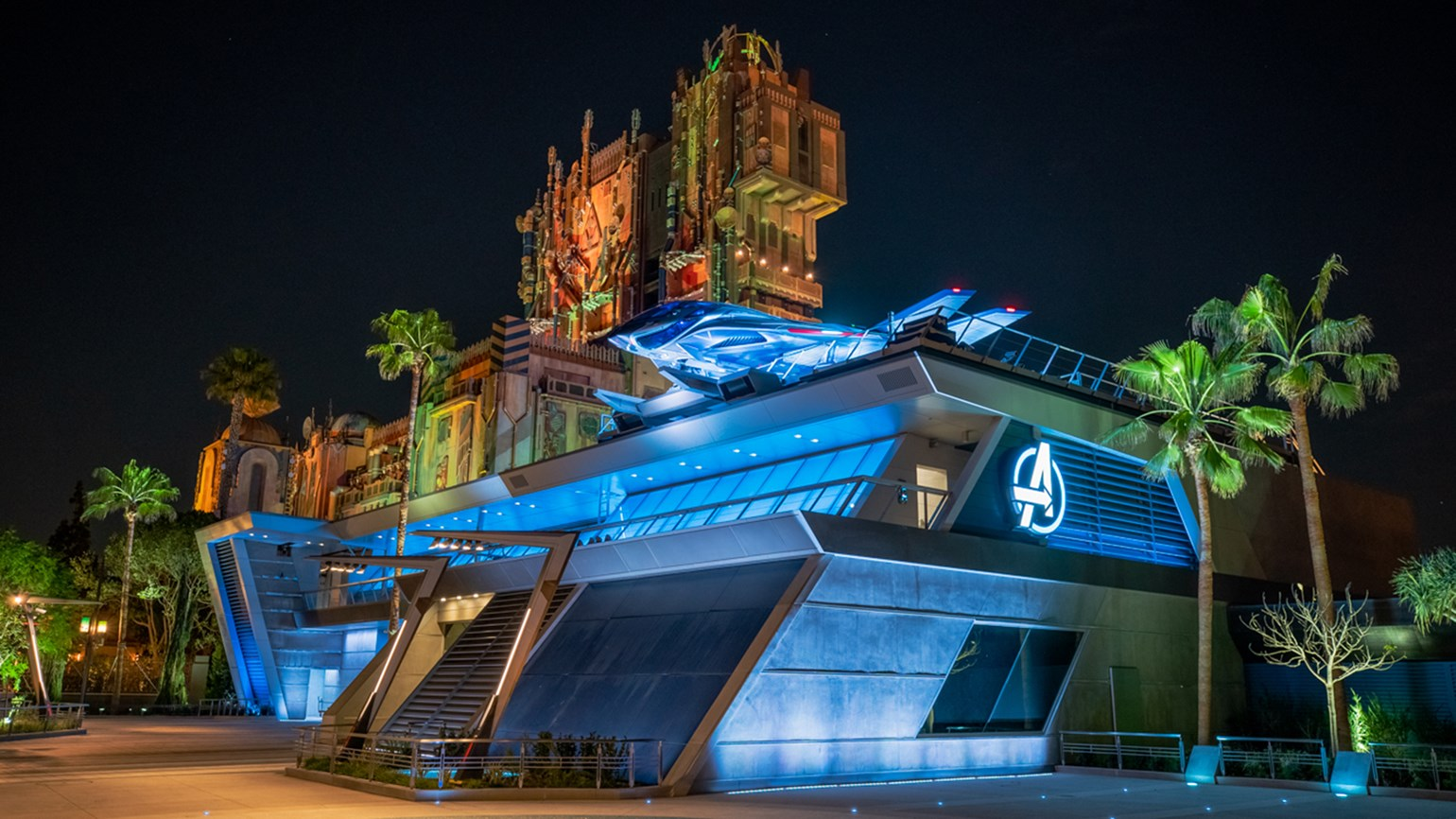 T0412AVENGERS1 credit: Disneyland Resort