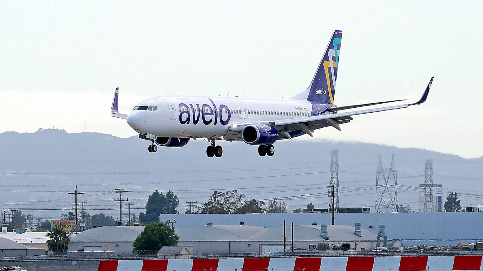 A new airline, Avelo, is ready for takeoff