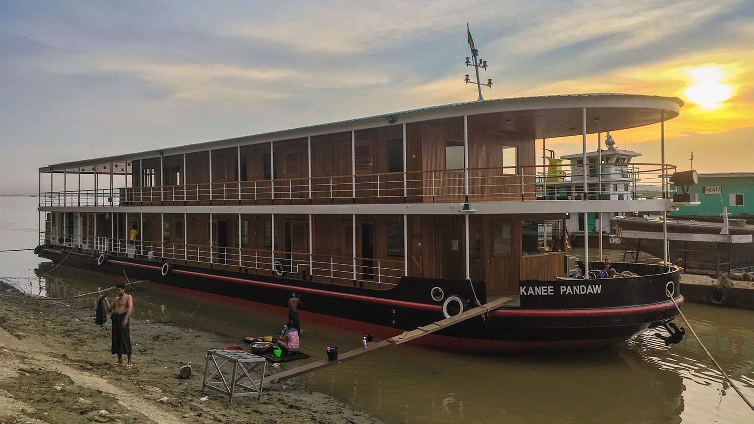 Pandaw halts all its cruises in Myanmar amid unrest