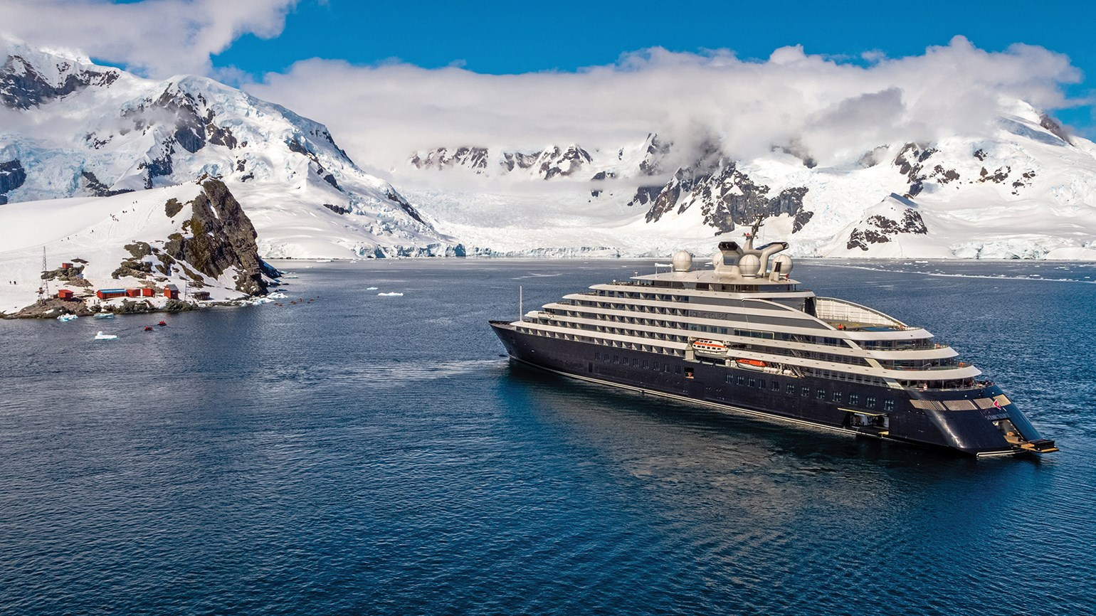 Expedition lines plan Antarctic itineraries around a rare eclipse