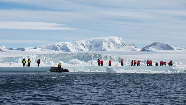 Ponant's Le Commandant-Charcot will visit the Weddell Sea ice pack on Dec. 4 so guests can watch the solar eclipse.