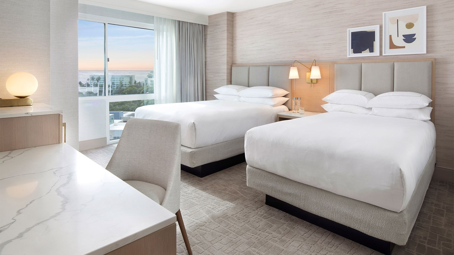 Latest Hilton outpost in California has a suite focus