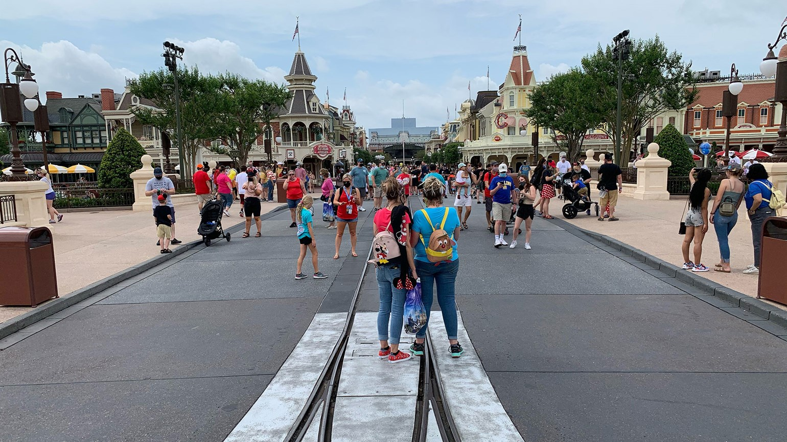 Dispatch, Walt Disney World: New game plan for park visits look a lot like the old plan