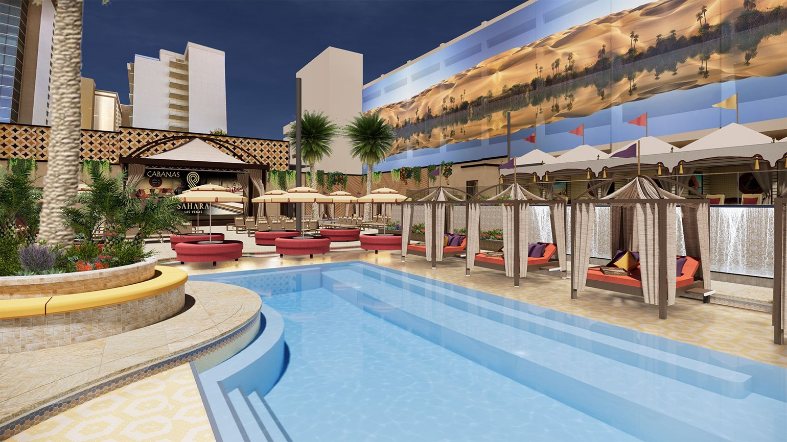 Big changes coming to Sahara Las Vegas this summer