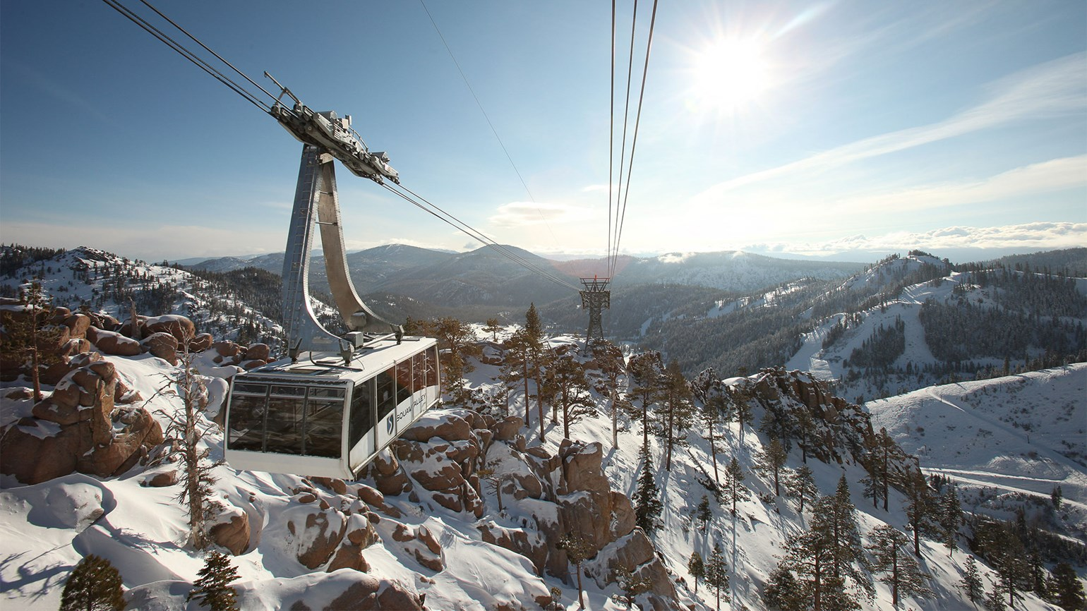 New gondola will connect Alterra's Squaw Valley and Alpine Meadows