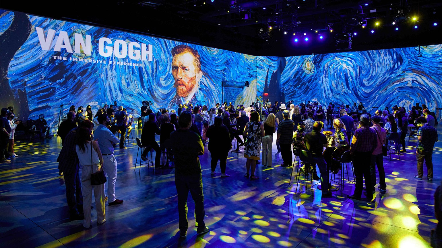 Area15 opens a virtual Van Gogh exhibit of its own
