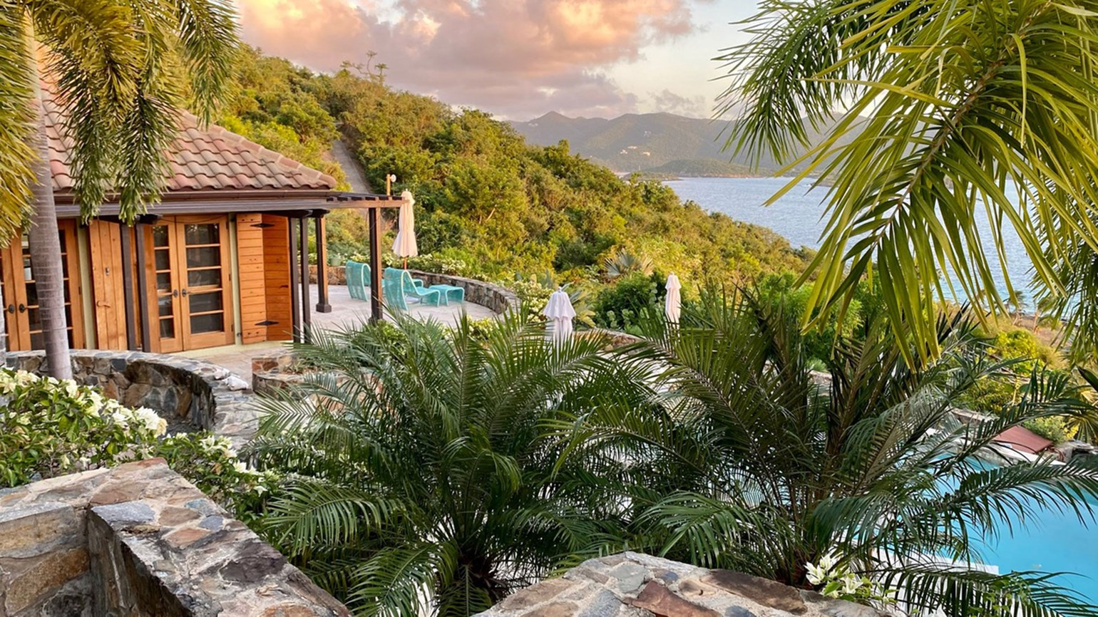 A new U.S. Virgin Islands resort makes sustainability a priority