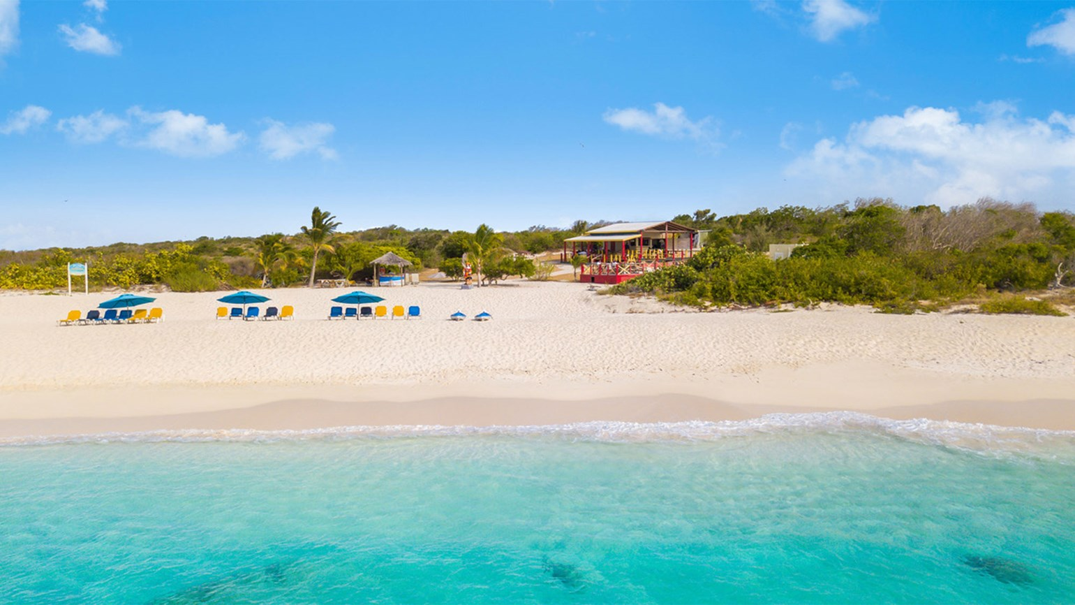 Anguilla: All visitors must be vaccinated, starting in July