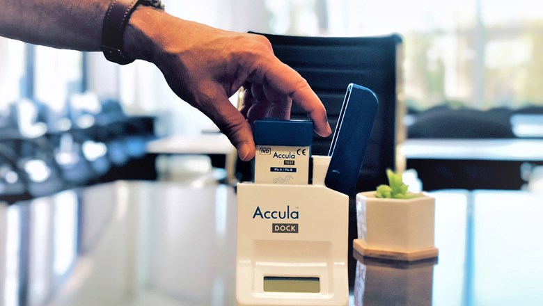 Thermo Fisher Scientific's Accula rapid PCR test will be available at 11 U.S. airports by May 1.