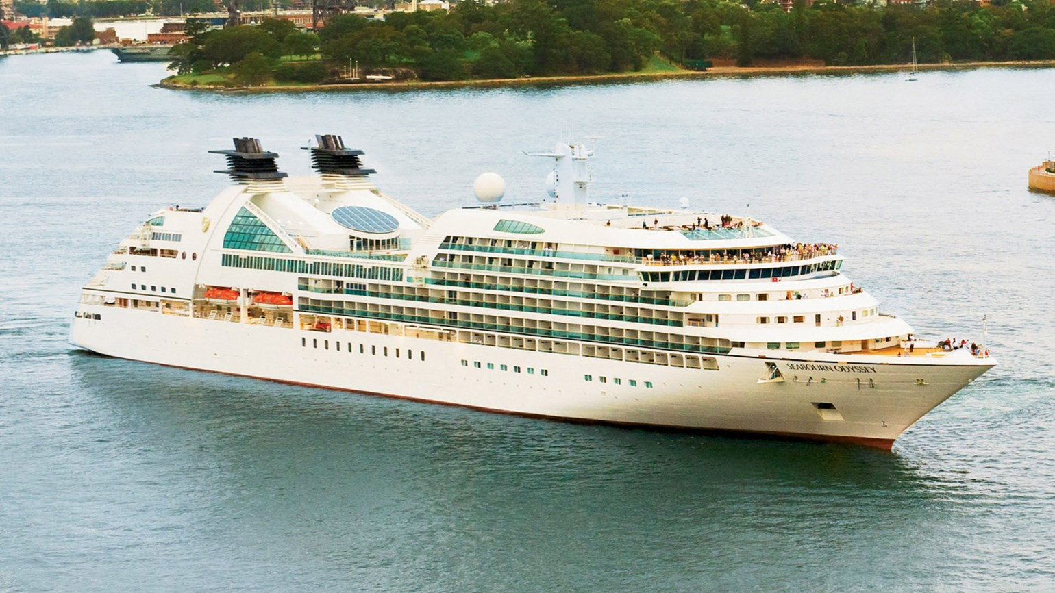 Seabourn will cruise from Barbados in July