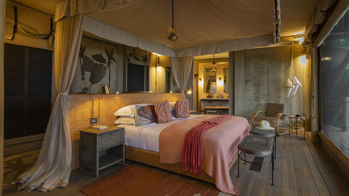 An accommodation at DumaTau.