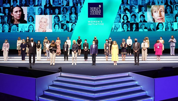 The WTTC closed its summit with a commitment to boosting female representation in industry leadership.