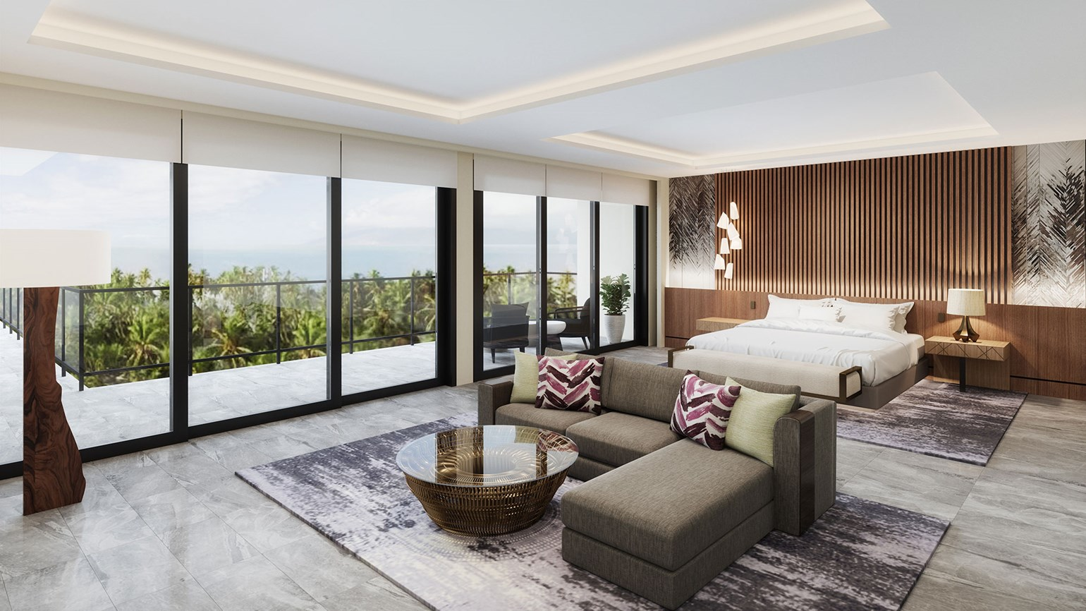Andaz Maui expects its new Illikai Villas to be in high demand