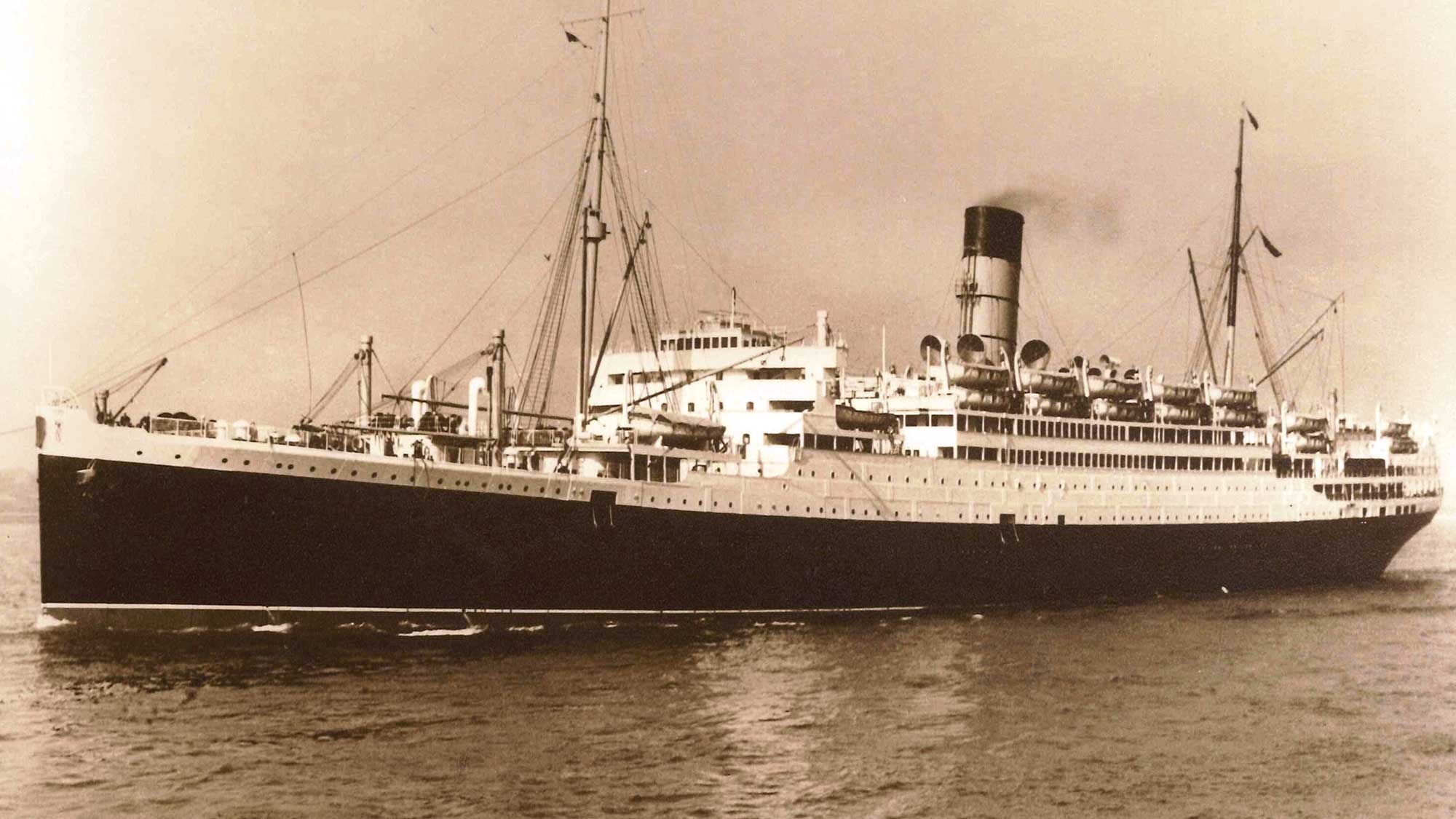 """Cunard Line's Laconia's 127-day, full world cruise in 1922-23 cost $1,500 """"for the full WC including excursions."""" Described as the """"largest and finest steamer that ever went around the world,"""" advertising for the sailing said: """"Our representatives in all principal ports in foreign lands are ready for your reception and entertainment."""""""