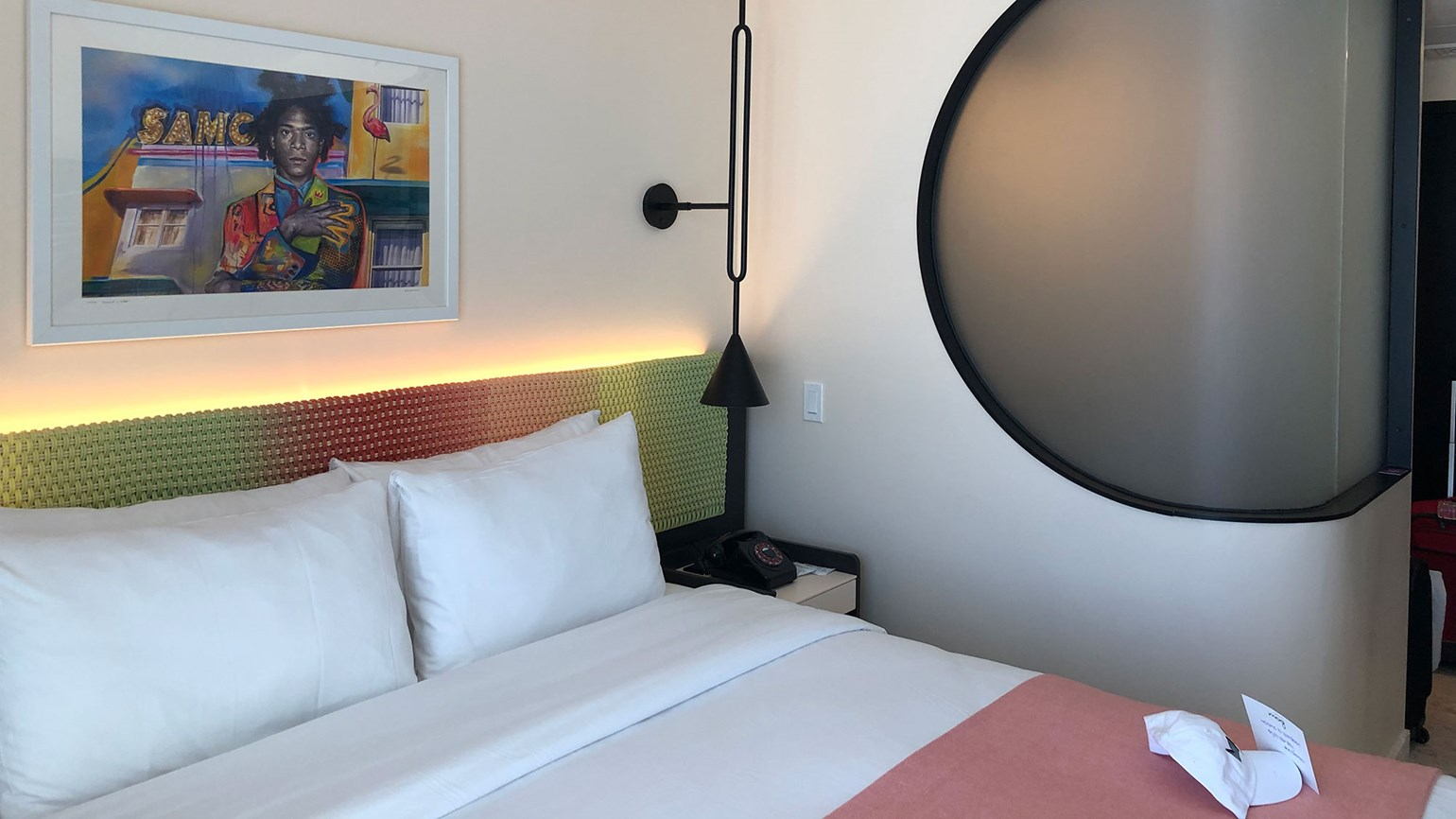 Moxy gets the Miami Beach vibe right