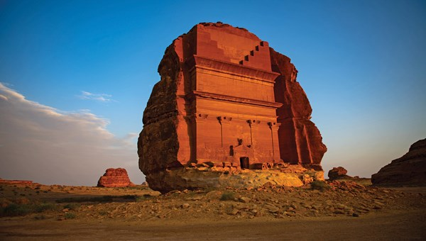 This fall, the MSC Magnifica will sail from Saudi Arabia, home to sites such as the Al-Hijr Archaeological Site in Al-Ula.