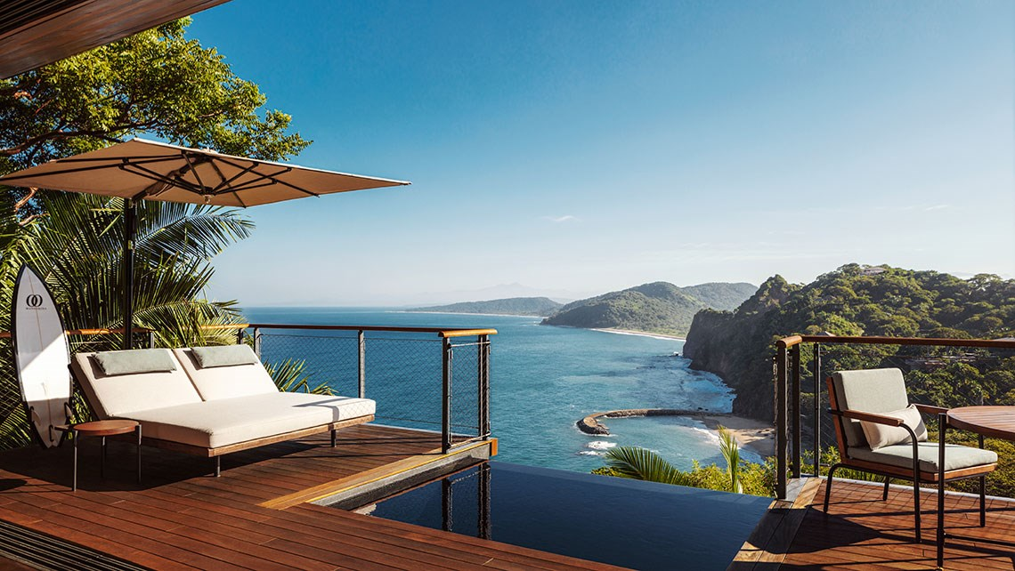 A new level of luxury at One&Only Mandarina on the Riviera Nayarit