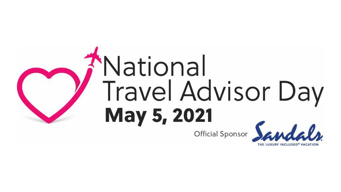 On National Travel Advisor Day, travel companies say thanks with deals and collateral