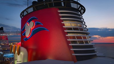 Disney Cruise Line putting the 'fun' in funnel with its new Wish Tower Suite