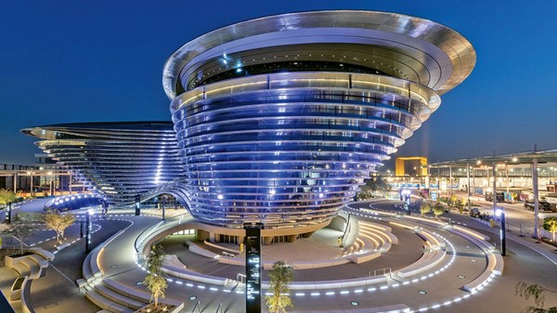 T0614MobilityPavillionExpo2020_c [Credit: Dubai Expo 2020]